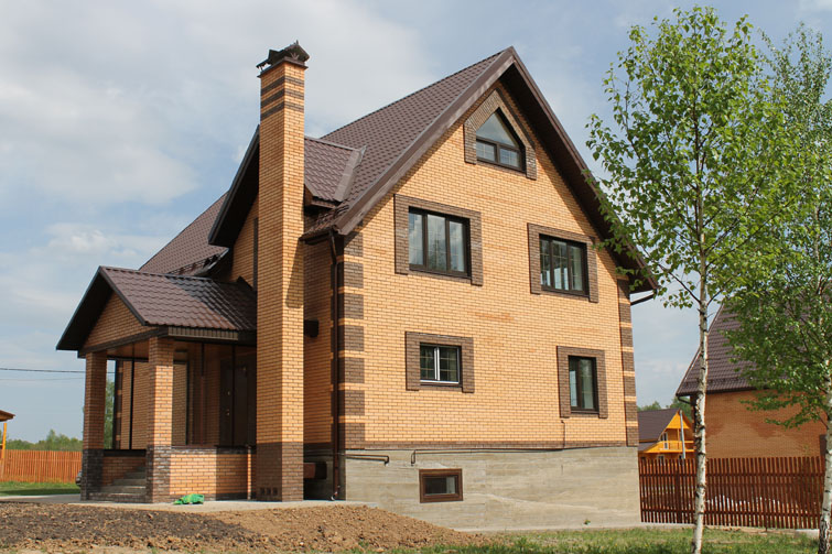 Из чего лучше строить загородный дом? - ���� 1