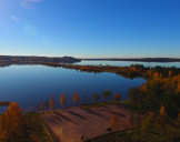 Резиденция у озера (Кавголовское озеро. Загородная резиденция)