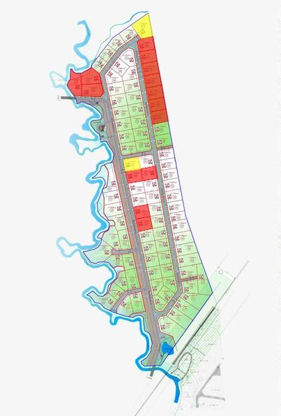 Генеральный план Дубровский парк