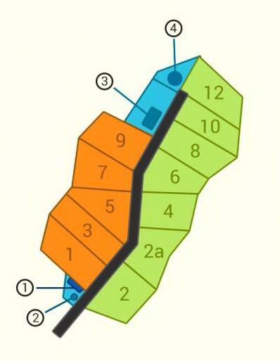 Генеральный план Vaskela (Васкела)