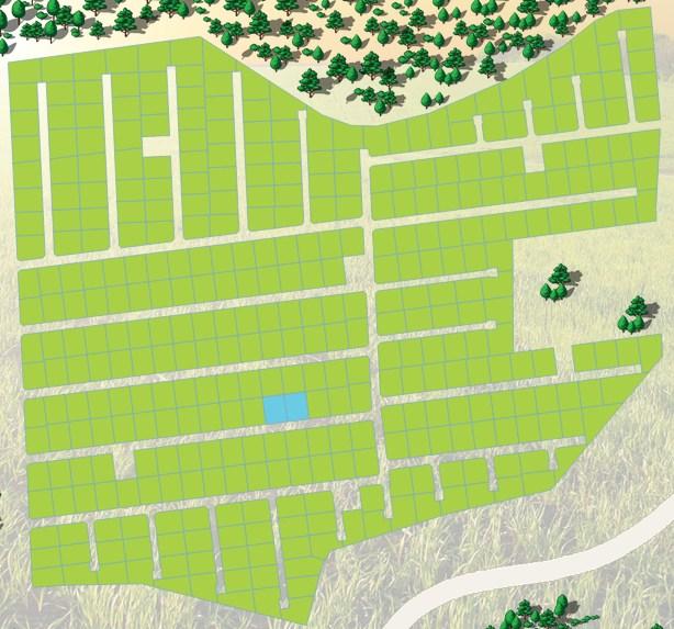 Генеральный план Скандинавские сады