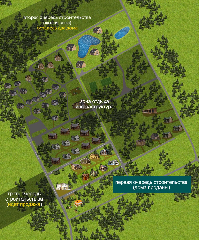 Генеральный план Царство-Королевство