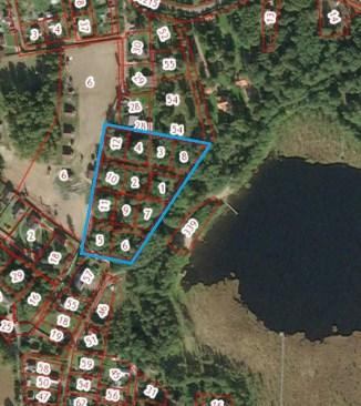 Генеральный план Lake Village