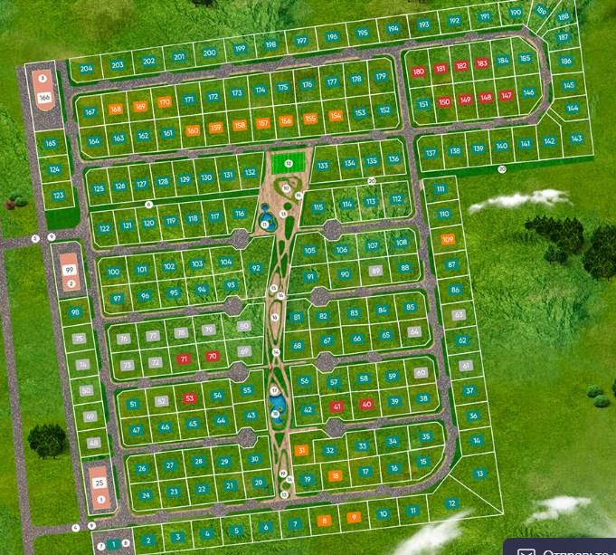 Генеральный план Omakulma-Annino