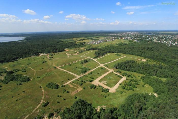 """В КП """"Кавголовское озеро. Загородная резиденция"""" появится парк"""