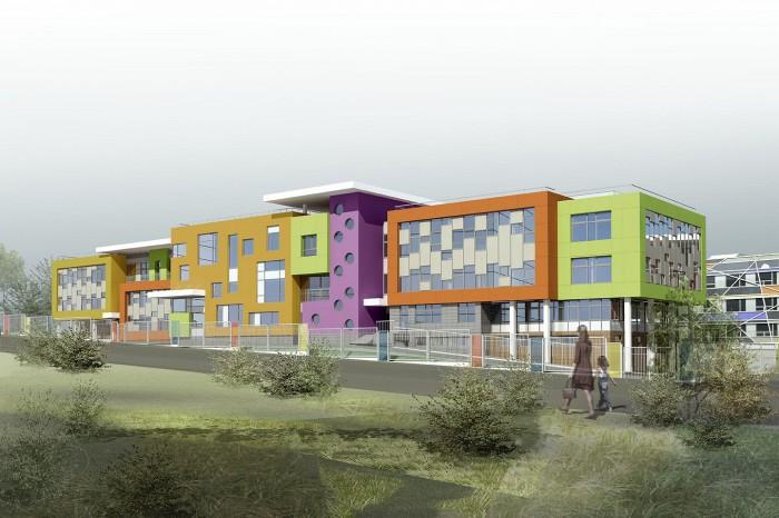 Во Всеволожском районе до конца 2016 года построят 5 детских садов