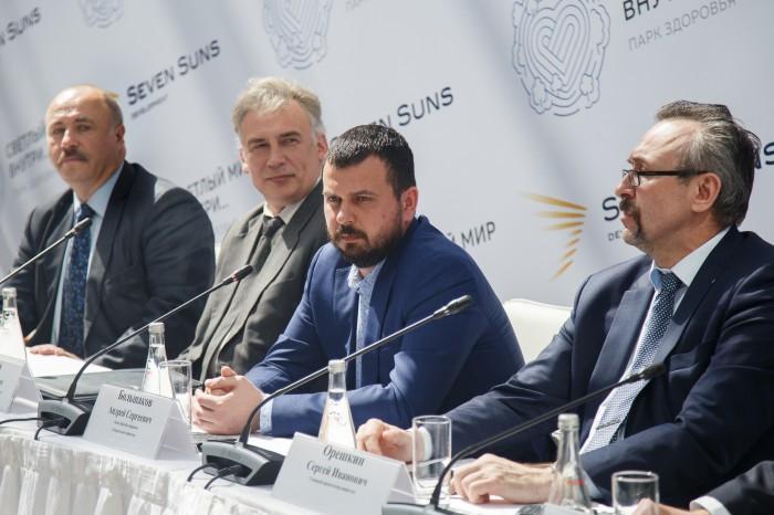 Seven Suns Development презентовала апарт-комплекс в Сестрорецке