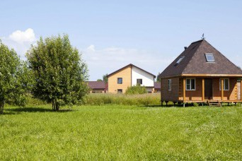 Началась продажа жилья в коттеджном поселке