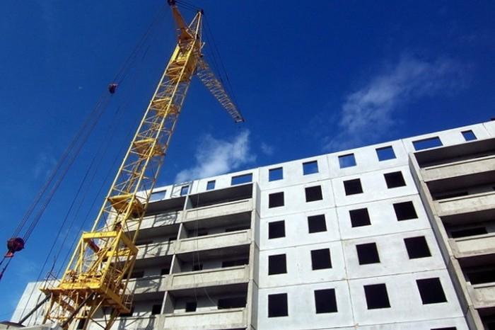 """По итогам года в Ленобласти сдадут 1.7 млн. """"квадратов"""" жилья"""