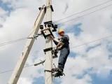 В Тихвинском районе модернизируют воздушные линии электропередач