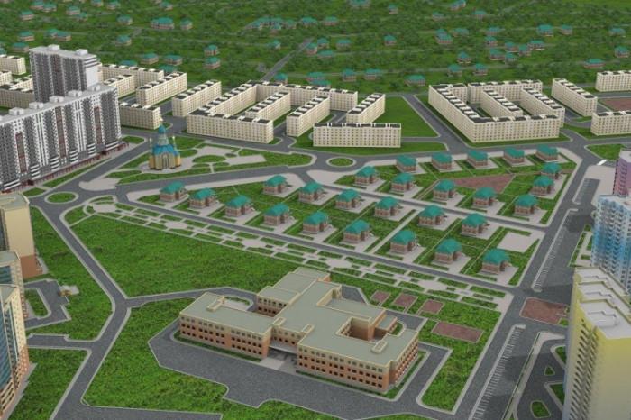 """""""Дальпитерстрой"""" приступил к строительству коттеджей для многодетных семей"""