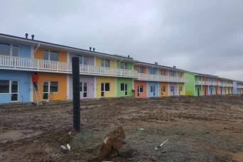 Достроена вторая часть шестой очереди жилого комплекса