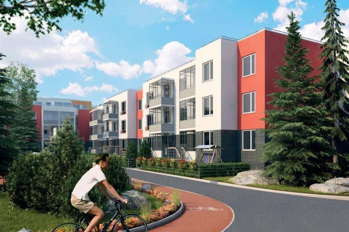 """На рынок выведен новый объем жилья в ЖК """"Yolkki Village"""""""