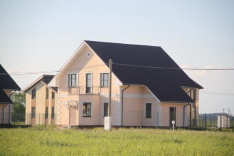 На рынок выведена недвижимость в коттеджном поселке