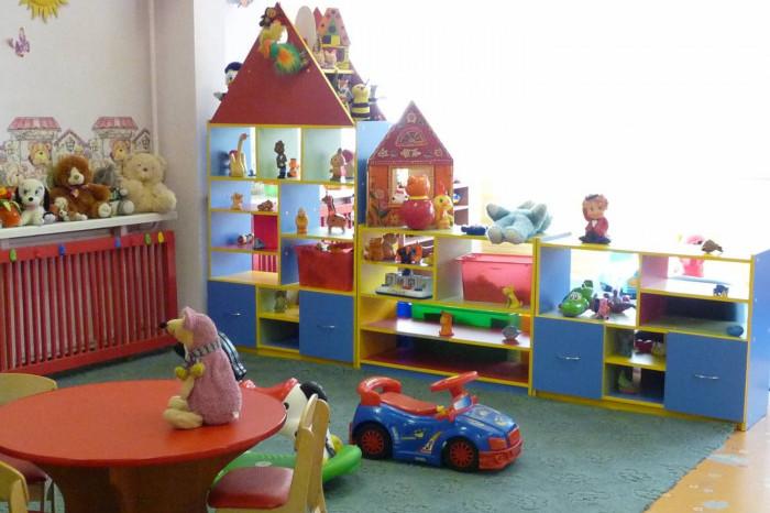 В Буграх построен детский сад