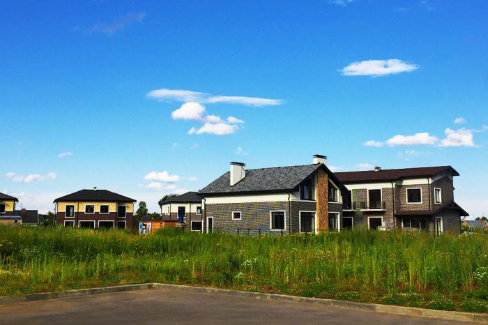В Ломоносовском районе возведут малоэтажный клубный поселок