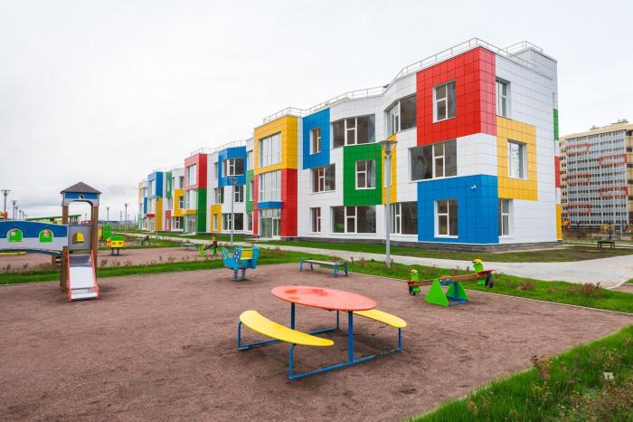 В Мурино построят еще один детский сад
