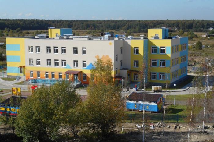 В Новоселье Ломоносовского района открылся детский садик