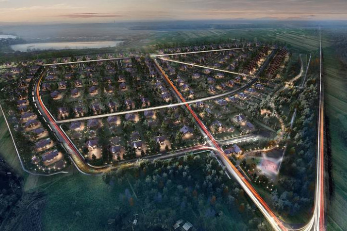 Во Всеволожском районе появится еще один коттеджный поселок